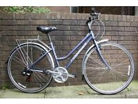 Ladies Ridgeback 21 Speed Hybrid Bike Size L in Perfect Order