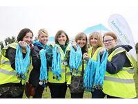 Volunteers needed for Alzheimer's Society Memory Walk in Bath!