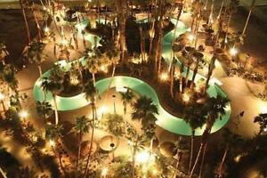 4 nights in Vegas on the south end of the strip! Tahiti Village