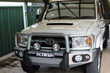 2013 Toyota LandCruiser Dualcab Lake Heights Wollongong Area Preview