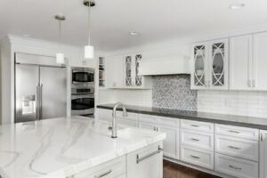 Accomodating and Professional Kitchen and Bathroom Countertops