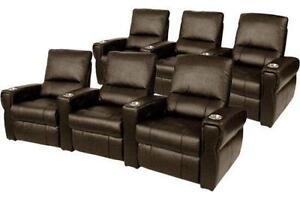 Leather Home Theater Seating  sc 1 st  eBay & Home Theater Seating | eBay islam-shia.org