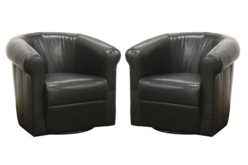 Swivel Club Chair | EBay