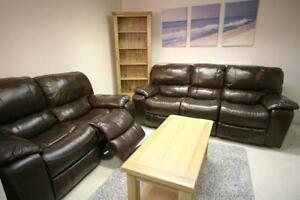 Leather Electric Recliner Sofas & Leather Recliner Sofa | eBay islam-shia.org