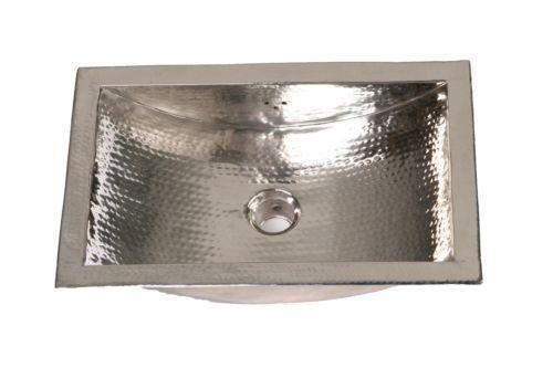 Hammered Nickel Sink | EBay