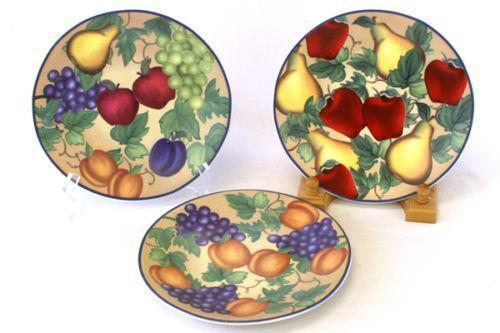 Captivating Decorative Fruit Plates
