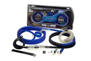 Car Amp Wiring Kits  sc 1 st  eBay : sub wiring kit - yogabreezes.com