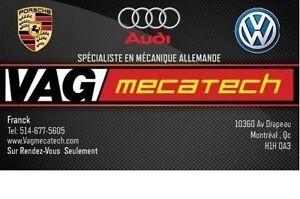 V.A.G MecaTech Spécialiste Audi - Volkswagen - BMW - Mini cooper