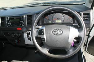 From $118* per week on finance 2015 Toyota Hiace Van/Minivan