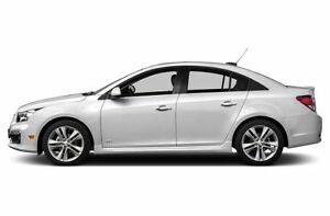SPECIAL OFFER 2015 Chevrolet Cruze RS Turbo SPORTS Sedan