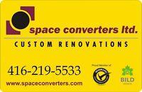 Basement Renovation & Home Remodeling