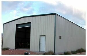 steel building for storage,garages and work shops Cornwall Ontario image 3