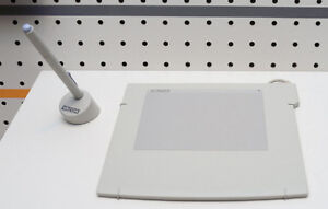 Looking for old Wacom digitizer tablets/styluses