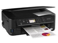 EPSON STYLUS Printer & Scanner with inks