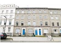 Spacious and bright split-level apartment to rent in the fashionable residential area of Bloomsbury
