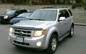 2008 Ford Escape 4WD V6 Limited