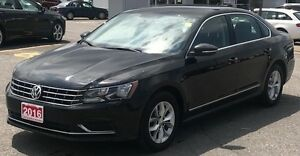 2016 Volkswagen Passat LOWEST PRICE IN OTTAWA