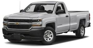 2016 Chevrolet Silverado 1500 WT CLEAN CARFAX/ONE OWNER/ 4X4