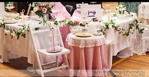 From $1 per item to hire for your High Tea afternoon Tea or event  Warner Pine Rivers Area Preview