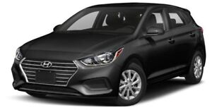 2019 Hyundai Accent Preferred 5 Door Preferred Auto