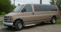 2000 Chevrolet Express Other