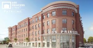 Luxury Condo at 655 Princess St. June-August $600/mo