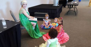 Angelic Princesses Parties and Events