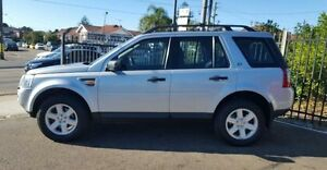 2007 Land Rover Freelander 2 Silver Sports Automatic Wagon Burwood Burwood Area Preview