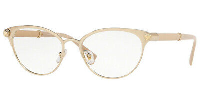 VERSACE MOD 1259-Q 52mm Eyewear FRAMES Optical Glasses womens RRP £290