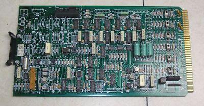 Servomac Ct 221 D Board Mas-a4 Or Mas-a2 Control
