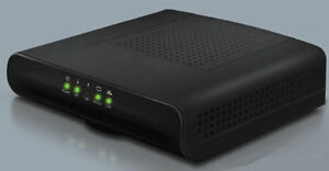Thomson dcm476 cable internet modem