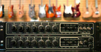 Mesa Boogie Quad Preamp W/ FU-2 Footswitch 1980's $700