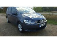 VOLKSWAGEN SHARAN 2.0 TDI CR 2013 DIESEL MPV BLUE MOTION AUTOMATIC !!
