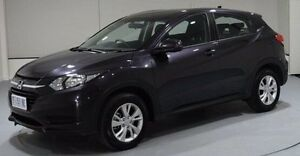 2016 Honda HR-V MY16 VTi Black 1 Speed Constant Variable Hatchback Invermay Launceston Area Preview