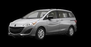 2014 Mazda Mazda5 GS MAG A/C 6-PLACES