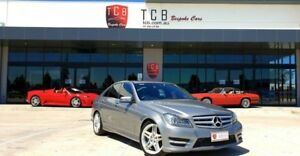 2012 Mercedes-Benz C250 W204 MY13 BlueEFFICIENCY 7G-Tronic + Elegance Silver 7 Speed Laverton North Wyndham Area Preview