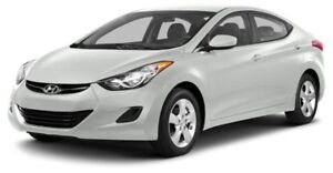 2013 Hyundai Elantra GL ONE OWNER | NO ACCIDENTS