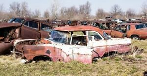 Wanted: Scrap Vehicles for cash!