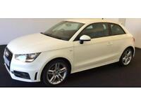 Audi A1 1.6TDI ( 105ps ) 2012MY S Line FROM £41 PER WEEK!