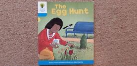 Oxford Reading Tree: Level 3: Stories: The Egg Hunt (Book Band Yellow, Reception level, ages 4-5)