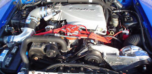 1986-1993 Mustang Supercharger, Procharger