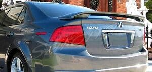 OEM Acura Wing Spoiler for 3rd Generation Acura TL (04-08)