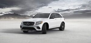2017 Mercedes GLC43 AMG, mint condition