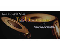 Tabla , Latin percussion, Guitar and Vocal lessons