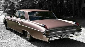 Mercury Monterey Custom 1962