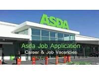 ASDA Café Customer Service Employees Wanted!!!! Call ASAP for an INTERVIEW!!!