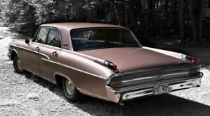 Bas millage ! Mercury Monterey Custom 1962