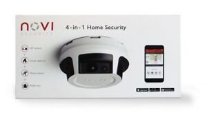 Novi Security 4-in-1 Home Security System Kit Brand New Sealed