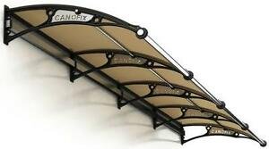 Polycarbonate Awning Canopy for door,window,Patio,porch,aluminum