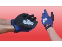 Ice thermal insulated winter work gloves cold freezer warehouse ice condition
